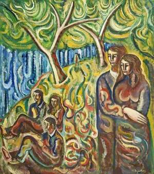 Figures in a Wood