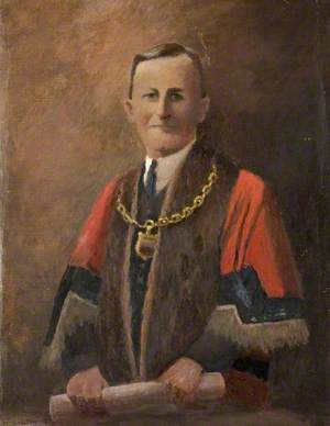 Alderman Daniel Leopold Lipson (1886–1963), MP, Mayor of Cheltenham (1935–1937)