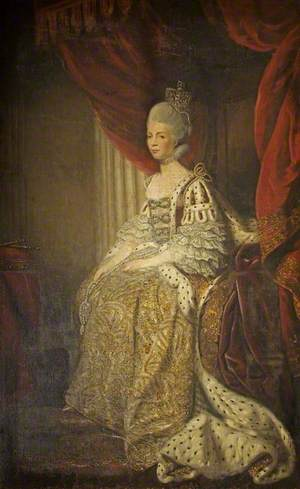 Queen Charlotte of Mecklenburg-Strelitz (1744–1818)