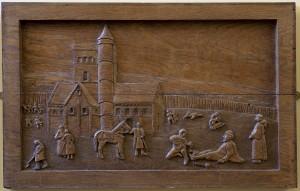 The Sanctuary and Rescue of Hubert de Burgh
