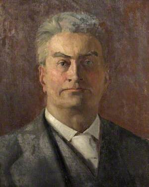 Philip Baylis of Ledbury, Deputy Surveyor (1893–1906), and Chief Verderer of the Forest of Dean