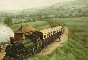 Old Drybrook Halt, Gloucestershire
