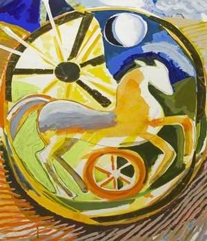 The Origin of the White Horse