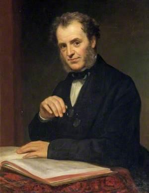 John Curtis-Hayward (1804–1874), JP and Deputy Lieutenant, Chairman of Quarter Sessions (1863–1874)