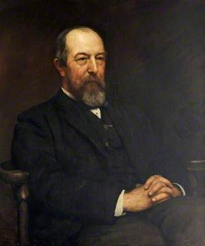 Sir John Edward Dorington (1832–1911), Bt, MP