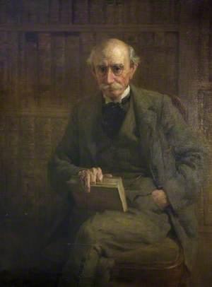 Sir Francis Adams Hyett (1844–1941), Kt, Chairman of Gloucestershire County Council (1918–1920)