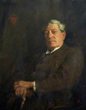Lieutenant Colonel Sir Russell James Kerr (1863–1952), Chairman of Gloucestershire County Council (1920–1931)