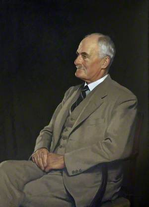 Lieutenant Colonel John Godman (1886–1978), Chairman of Gloucestershire County Council (1946–1956)