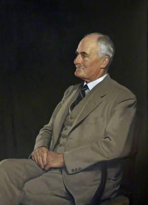 Lieutenant Colonel John Godman (1886–1978), CBE, Chairman of Gloucestershire County Council (1946–1956)