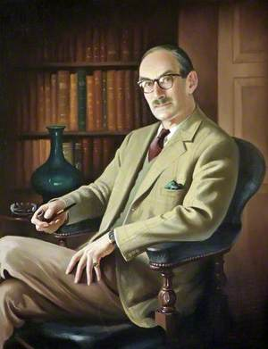 Major Peter Dearman Birchall, MA, DL, Chairman of Gloucestershire County Council (1967–1976)