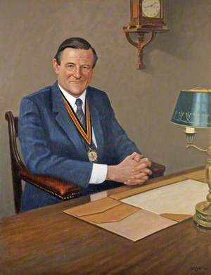Frank Robert Thompson, Chairman of Gloucestershire County Council (1993–1998)