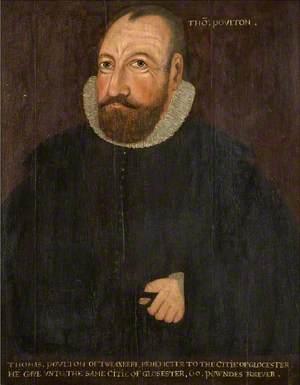Thomas Poulton (d.1608)