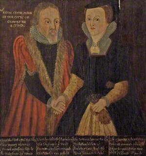 John Cooke (d.1528), and Joan Cooke (d.1545)