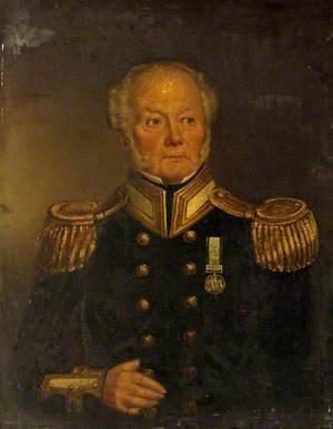 Captain Patriarche, RN