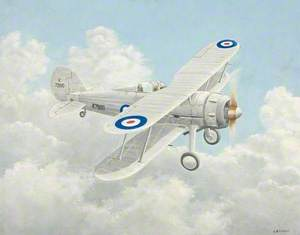 Gloster Aircraft, Gladiator