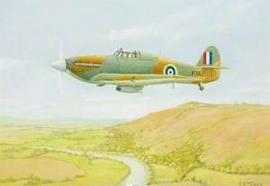 Gloster Aircraft, Hawker Hurricane