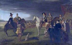 The Siege of Gloucester, 1643