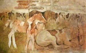 Caravan Horses