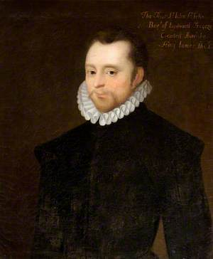 Sir John St John (1552–1594), Kt