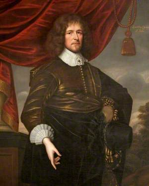 Oliver St John (c.1598–1673), of the Bletsoe Branch, Lord Chief Justice of the Common Pleas
