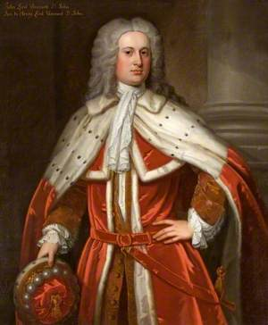 John St John (1702–1748), 2nd Viscount St John
