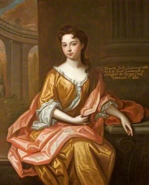 Henrietta St John (1699–1756), Lady Luxborough