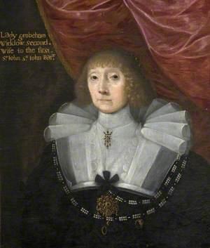 Margaret Whitmore (c.1576–1637), Lady Grobham, Second Wife of Sir John St John, 1st Bt