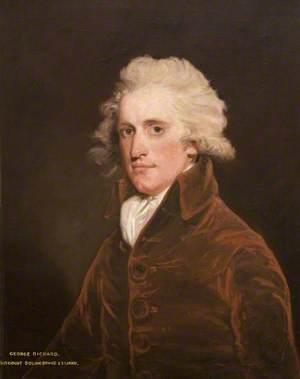 George Richard St John (1761–1824), 3rd Viscount Bolingbroke