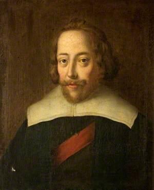 Oliver St John (c.1584–1646), of the Bletsoe Branch, Created 1st Earl of Bolingbroke