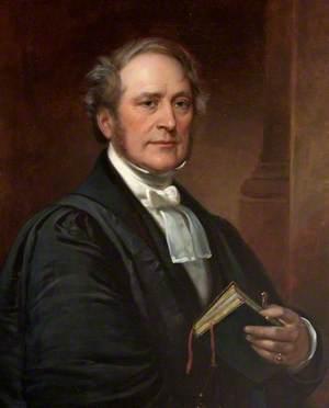 Reverend Henry St Andrew St John (1796–1874), of the Bletsoe Branch