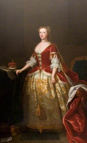 Anne Furness (1711–1747), First Wife of John, 2nd Viscount St John