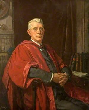 Dr John George Taylor (1871–1942), Headmaster of Sir Walter St John's School