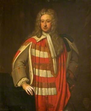 Henry St John (1678–1751), 1st Viscount Bolingbroke, in Peers' Robes