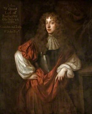 John Wilmot, 2nd Earl of Rochester, Grandson of Sir John St John, 1st Bt (1647–1680)