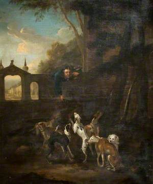 Huntsman and Dogs