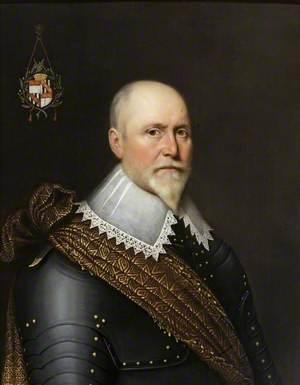 Oliver St John (1560–1630), Created 1st Viscount Grandison