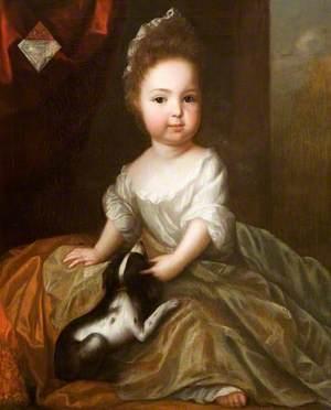 Henrietta St John (1699–1756), Aged 2 Years