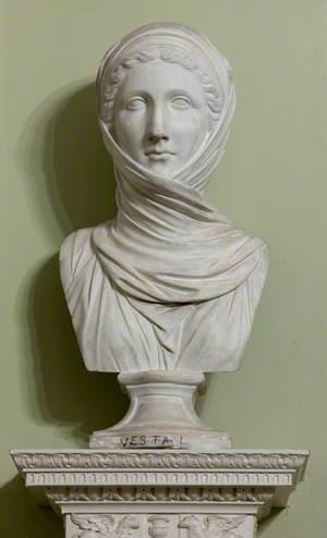 Bust of a Vestal Virgin