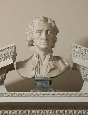 Bust of a Male Philosopher