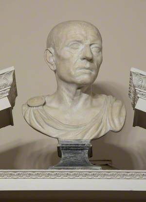 Bust of an Unknown Roman