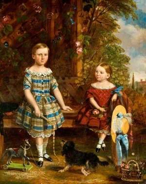 Robert James Smith and Serena Mary Smith