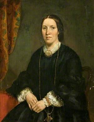 Mrs Selina Smith of Avebury, Wife of Robert Smith