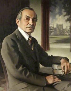 Neil Jacobs, Bursar (1934–1938) and Vice-Principal (1951–1979)