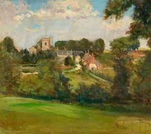 Chiseldon Church, Wiltshire