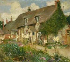 Vicar's Garden Cottage, Chiseldon, Wiltshire