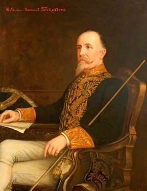 William Pleydell-Bouverie (1841–1900), Viscount Folkestone