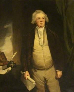 Alderman William Hussey, Mayor of Salisbury (1758), MP for Salisbury (1774–1813)