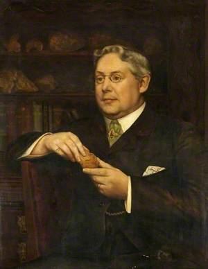 Frank Stevens (1868–1949), Director of Salisbury Museum (1913–1949)