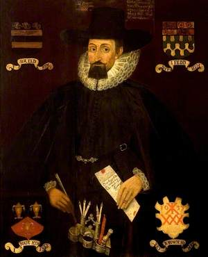 William Windover of New Sarum (d.1633), Merchant Adventurer of Sarum, Benefactor of the Company of Shoemakers (1632)
