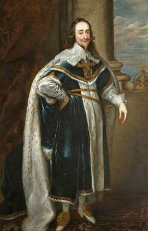 Charles I (1600–1641)